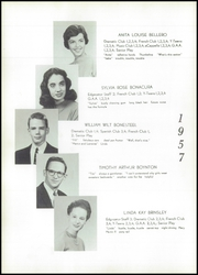 Page 16, 1957 Edition, Edgewood High School - Sylvan Yearbook (Edgewood, PA) online yearbook collection