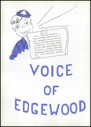 Page 8, 1957 Edition, Edgewood High School - Sylvan Yearbook (Edgewood, PA) online yearbook collection