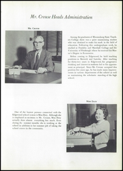Page 9, 1957 Edition, Edgewood High School - Sylvan Yearbook (Edgewood, PA) online yearbook collection