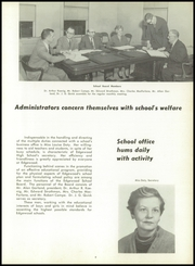 Page 13, 1959 Edition, Edgewood High School - Sylvan Yearbook (Edgewood, PA) online yearbook collection
