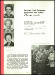 Page 16, 1959 Edition, Edgewood High School - Sylvan Yearbook (Edgewood, PA) online yearbook collection