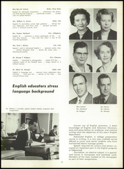 Page 17, 1959 Edition, Edgewood High School - Sylvan Yearbook (Edgewood, PA) online yearbook collection