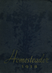 1938 Edition, Homestead High School - Homesteader Yearbook (Homestead, PA)