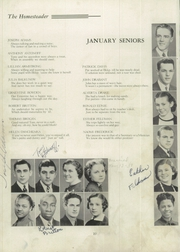 Page 14, 1938 Edition, Homestead High School - Homesteader Yearbook (Homestead, PA) online yearbook collection