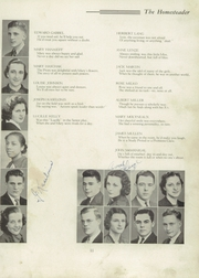 Page 15, 1938 Edition, Homestead High School - Homesteader Yearbook (Homestead, PA) online yearbook collection