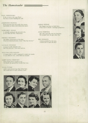 Page 16, 1938 Edition, Homestead High School - Homesteader Yearbook (Homestead, PA) online yearbook collection