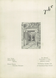 Page 6, 1938 Edition, Homestead High School - Homesteader Yearbook (Homestead, PA) online yearbook collection