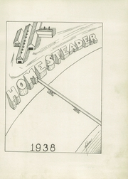 Page 7, 1938 Edition, Homestead High School - Homesteader Yearbook (Homestead, PA) online yearbook collection