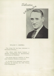 Page 9, 1938 Edition, Homestead High School - Homesteader Yearbook (Homestead, PA) online yearbook collection