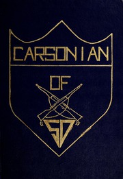 1950 Edition, Carson Long Military Institute - Carsonian Yearbook (New Bloomfield, PA)