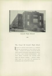 Page 6, 1930 Edition, Arnold High School - Arlion Yearbook (Arnold, PA) online yearbook collection