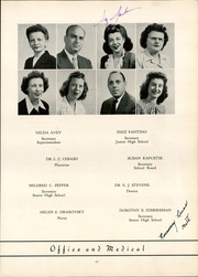 Page 15, 1947 Edition, Arnold High School - Arlion Yearbook (Arnold, PA) online yearbook collection