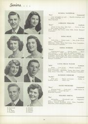 Page 22, 1952 Edition, Arnold High School - Arlion Yearbook (Arnold, PA) online yearbook collection