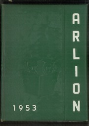 Page 1, 1953 Edition, Arnold High School - Arlion Yearbook (Arnold, PA) online yearbook collection