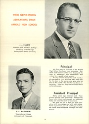 Page 16, 1955 Edition, Arnold High School - Arlion Yearbook (Arnold, PA) online yearbook collection