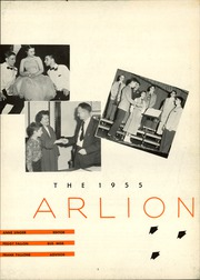 Page 7, 1955 Edition, Arnold High School - Arlion Yearbook (Arnold, PA) online yearbook collection