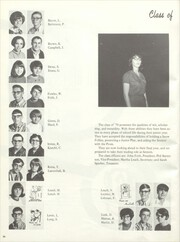 Galeton High School - Galetonian Yearbook (Galeton, PA) online yearbook collection, 1969 Edition, Page 40