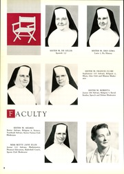 Page 12, 1958 Edition, Mount Alvernia High School - Alvernian Yearbook (Pittsburgh, PA) online yearbook collection