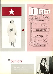 Page 15, 1958 Edition, Mount Alvernia High School - Alvernian Yearbook (Pittsburgh, PA) online yearbook collection