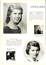 Page 16, 1958 Edition, Mount Alvernia High School - Alvernian Yearbook (Pittsburgh, PA) online yearbook collection