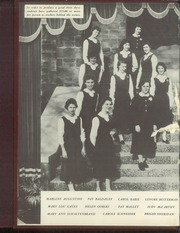 Page 2, 1958 Edition, Mount Alvernia High School - Alvernian Yearbook (Pittsburgh, PA) online yearbook collection