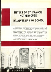 Page 5, 1958 Edition, Mount Alvernia High School - Alvernian Yearbook (Pittsburgh, PA) online yearbook collection