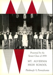 Page 6, 1958 Edition, Mount Alvernia High School - Alvernian Yearbook (Pittsburgh, PA) online yearbook collection