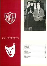 Page 8, 1958 Edition, Mount Alvernia High School - Alvernian Yearbook (Pittsburgh, PA) online yearbook collection