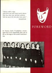 Page 9, 1958 Edition, Mount Alvernia High School - Alvernian Yearbook (Pittsburgh, PA) online yearbook collection