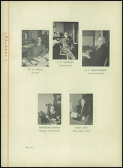 Page 10, 1937 Edition, Tarentum High School - Quippus Yearbook (Tarentum, PA) online yearbook collection