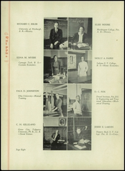 Page 12, 1937 Edition, Tarentum High School - Quippus Yearbook (Tarentum, PA) online yearbook collection