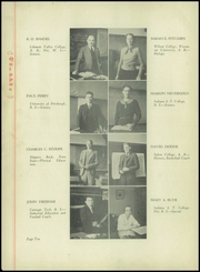 Page 14, 1937 Edition, Tarentum High School - Quippus Yearbook (Tarentum, PA) online yearbook collection