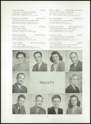Page 14, 1947 Edition, Tarentum High School - Quippus Yearbook (Tarentum, PA) online yearbook collection