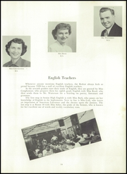 Page 15, 1951 Edition, Tarentum High School - Quippus Yearbook (Tarentum, PA) online yearbook collection