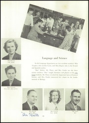 Page 17, 1951 Edition, Tarentum High School - Quippus Yearbook (Tarentum, PA) online yearbook collection