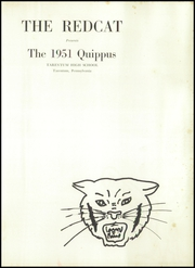 Page 5, 1951 Edition, Tarentum High School - Quippus Yearbook (Tarentum, PA) online yearbook collection