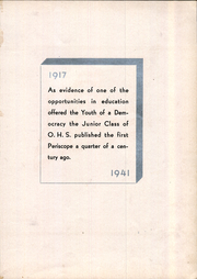 Page 11, 1941 Edition, Oakmont High School - Yearbook (Oakmont, PA) online yearbook collection
