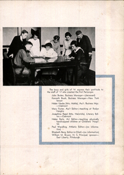 Page 13, 1941 Edition, Oakmont High School - Yearbook (Oakmont, PA) online yearbook collection