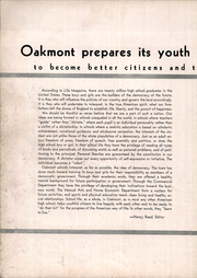 Page 14, 1941 Edition, Oakmont High School - Yearbook (Oakmont, PA) online yearbook collection