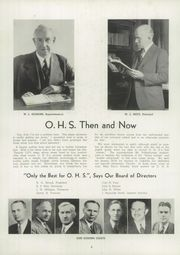 Page 10, 1945 Edition, Oakmont High School - Yearbook (Oakmont, PA) online yearbook collection