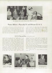 Page 11, 1945 Edition, Oakmont High School - Yearbook (Oakmont, PA) online yearbook collection