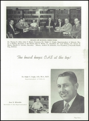 Page 11, 1956 Edition, Oakmont High School - Yearbook (Oakmont, PA) online yearbook collection