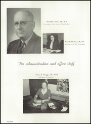 Page 12, 1956 Edition, Oakmont High School - Yearbook (Oakmont, PA) online yearbook collection