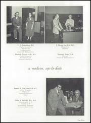 Page 15, 1956 Edition, Oakmont High School - Yearbook (Oakmont, PA) online yearbook collection