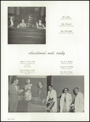 Page 16, 1956 Edition, Oakmont High School - Yearbook (Oakmont, PA) online yearbook collection