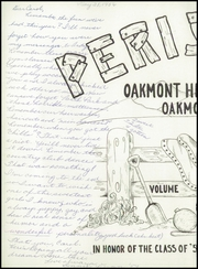 Page 6, 1956 Edition, Oakmont High School - Yearbook (Oakmont, PA) online yearbook collection