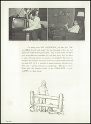 Page 8, 1956 Edition, Oakmont High School - Yearbook (Oakmont, PA) online yearbook collection
