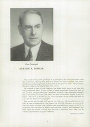 Page 10, 1948 Edition, Germantown Friends School - Blue and White Yearbook (Philadelphia, PA) online yearbook collection