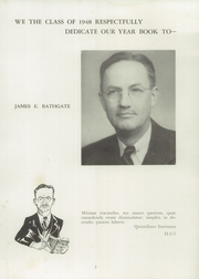 Page 11, 1948 Edition, Germantown Friends School - Blue and White Yearbook (Philadelphia, PA) online yearbook collection