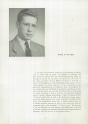 Page 14, 1948 Edition, Germantown Friends School - Blue and White Yearbook (Philadelphia, PA) online yearbook collection